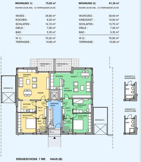 Grundrisse Wohnungen Zeichnen : SWF Projektbau Bauträger Dinslaken  Home